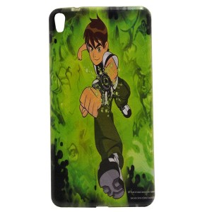 Jelly Back Cover Ben 10 for Tablet Lenovo TAB 3 7 Plus TB-7703X